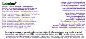 LocalzzMedia.com - The  Localzz Media Network