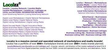 Localzz - The Local and National Information Network